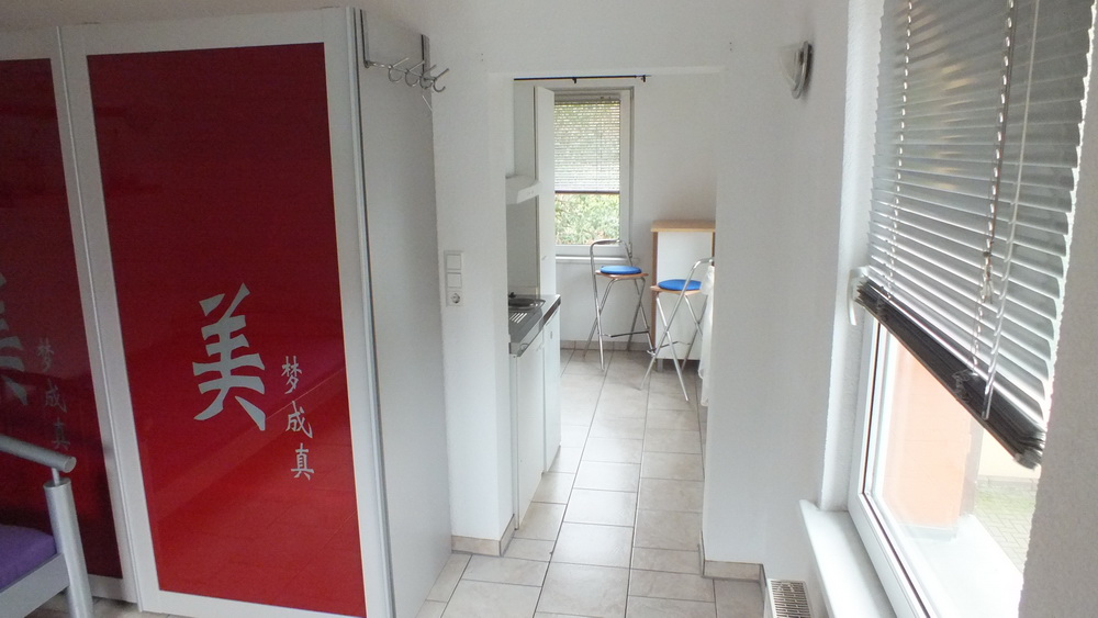 1 Zimmer Appartment in Mosbach