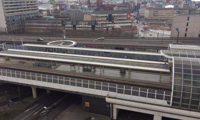 Bahnhofsnähe