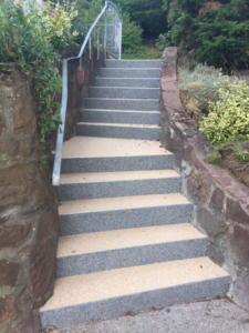 Treppe Moosbrunn nachher2